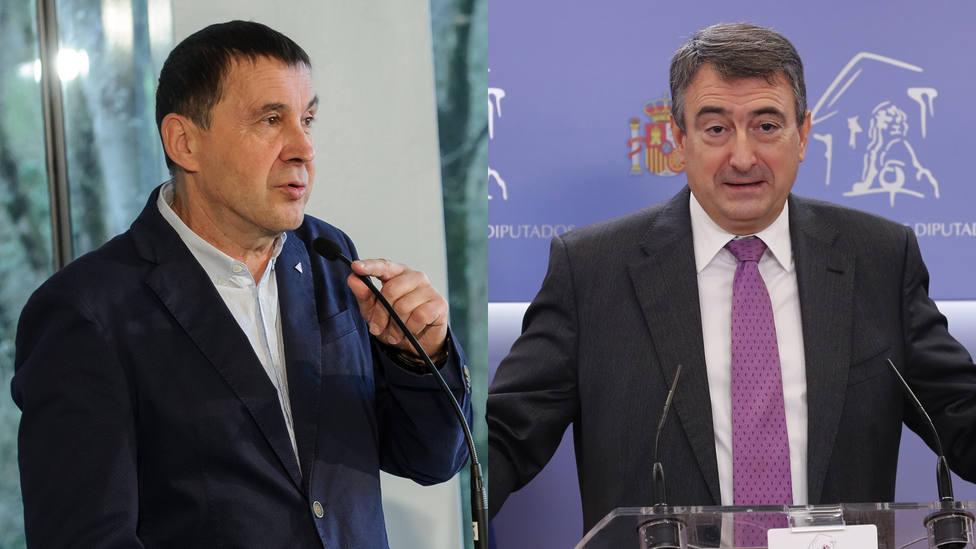 PNV y Bildu toman la delantera como socios de Sánchez: las concesiones que podrían allanar los Presupuestos