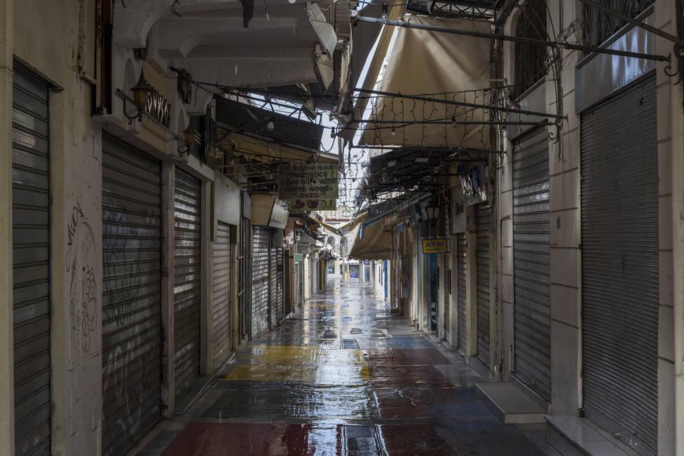 Grecia amplía el confinamiento una semana en varias regiones del país, incluida Atenas