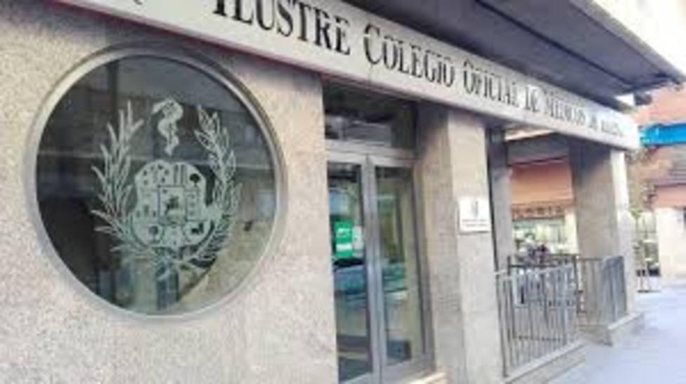Sede del Colegio de Médicos de Huesca