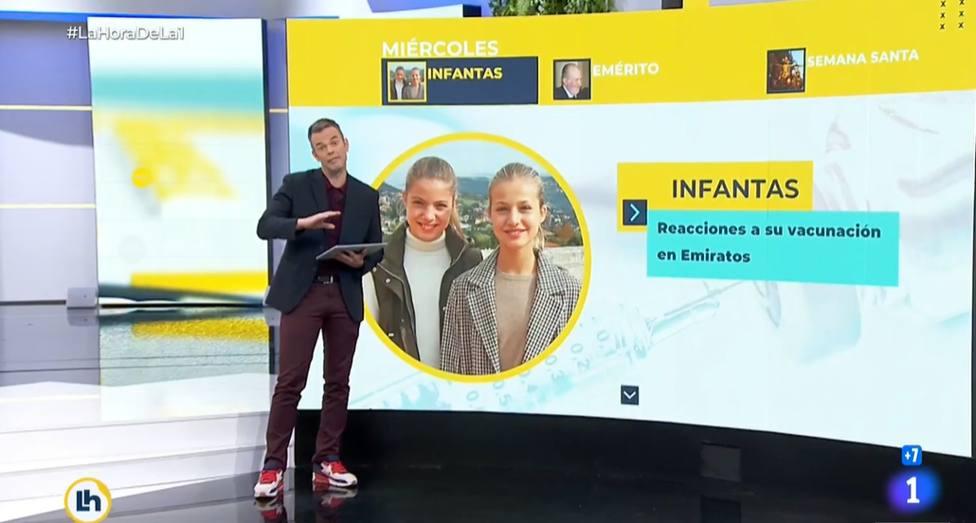 El último ataque del programa de Mónica López a la princesa Leonor en TVE