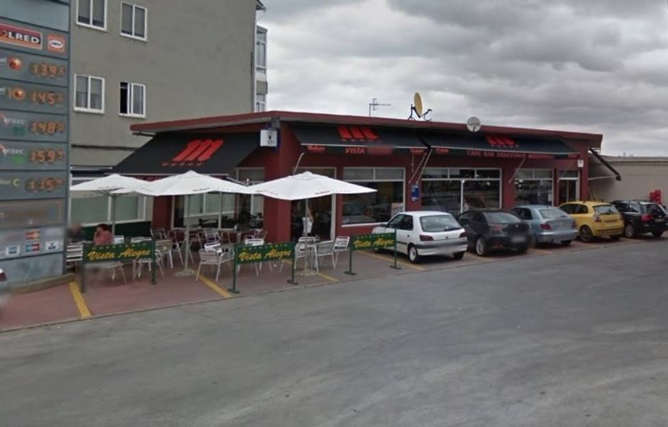 Cafetería Vista Alegre de Burela