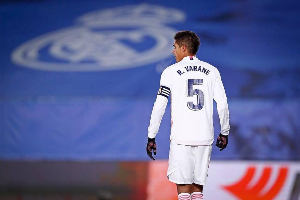 Raphael Varane: ¿Zidane seleccionador? Es un objetivo para cualquier entrenador francés