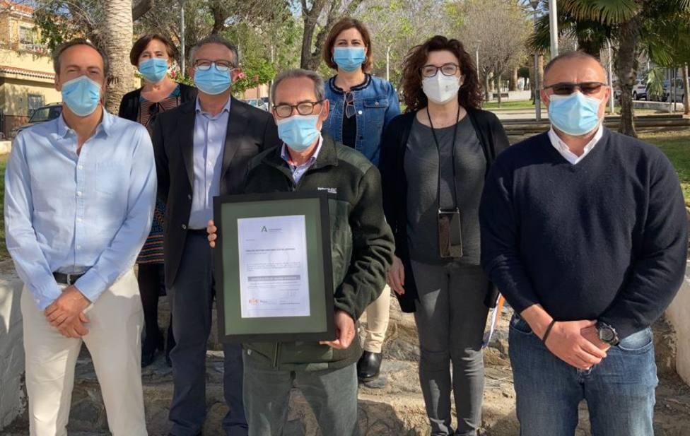 El Área Sanitaria Granada Sur es la primera en conseguir el Certificado de Calidad por su gestión