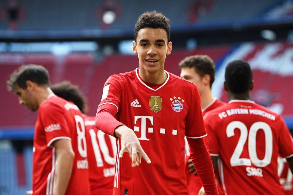 FC Bayern Munich vs 1. FC Union Berlin