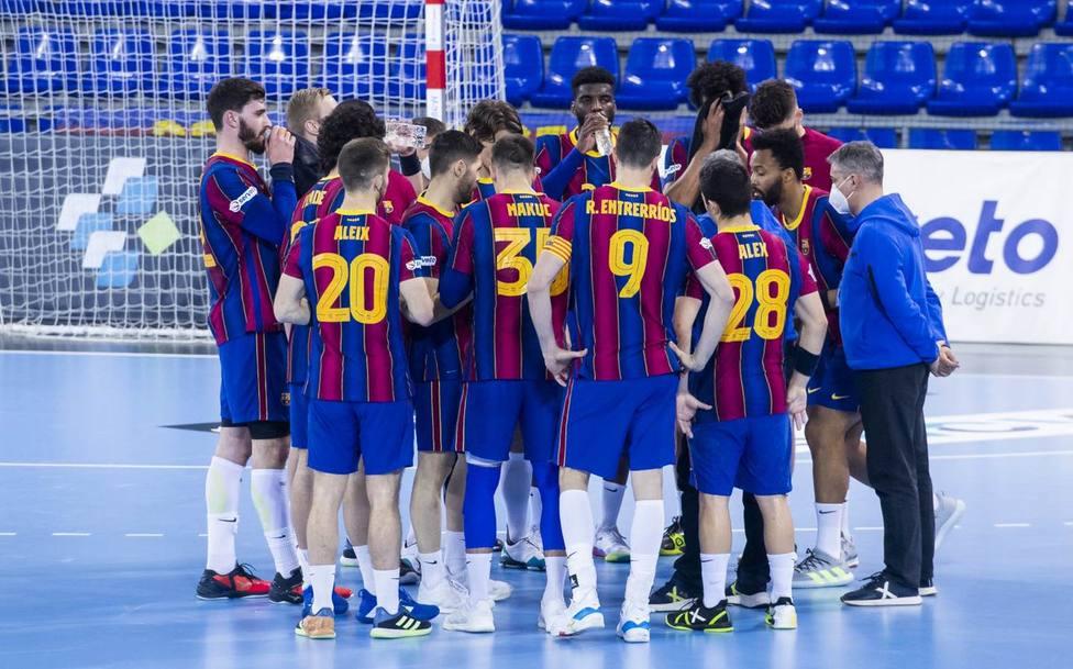 El Barça puede proclamarse campeón de Liga