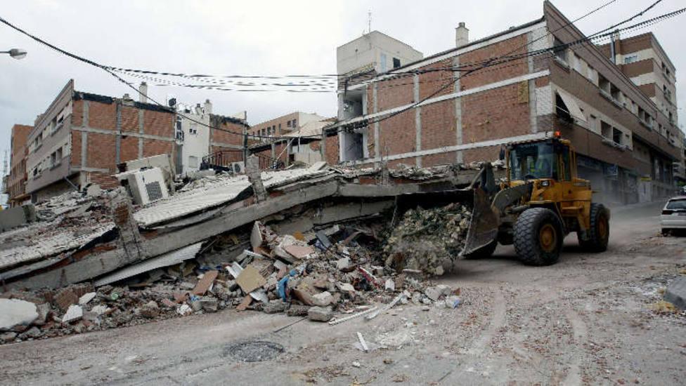 El presidente de Murcia dice que Lorca es una ciudad mejor al cumplirse el décimo aniversario de terremoto