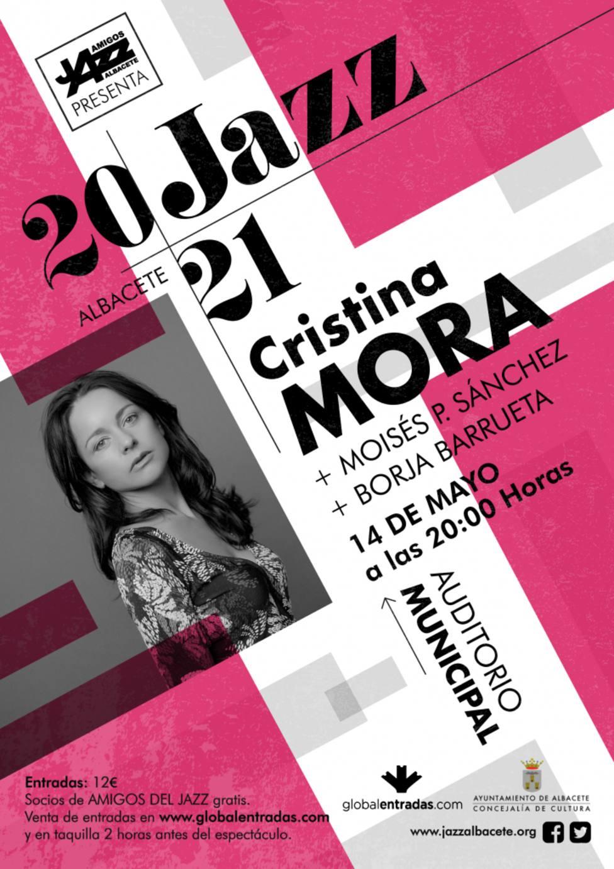 Cristina Mora concierto en el Auditorio