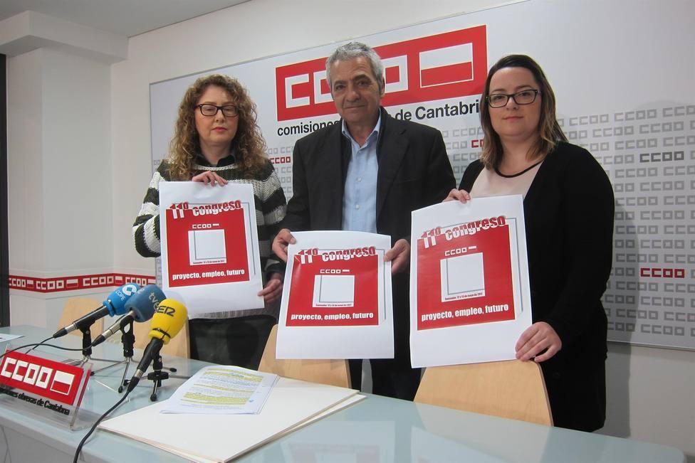 Carlos Sánchez no se presentará a la reelección como secretario general de CCOO