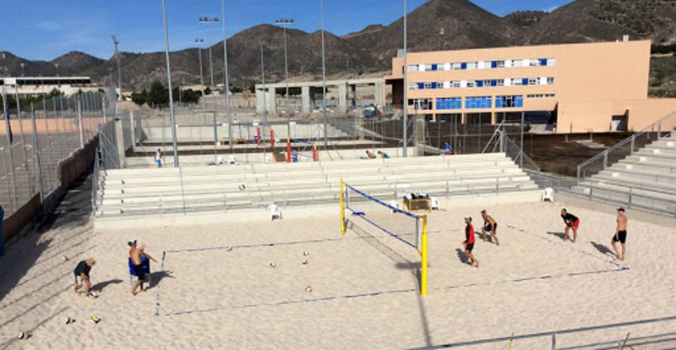 Lorca albergará este verano ocho campeonatos de España de voley playa