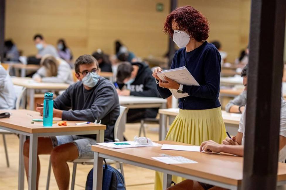 El TSJC ordena que el examen de la PAU se ofrezca también en castellano