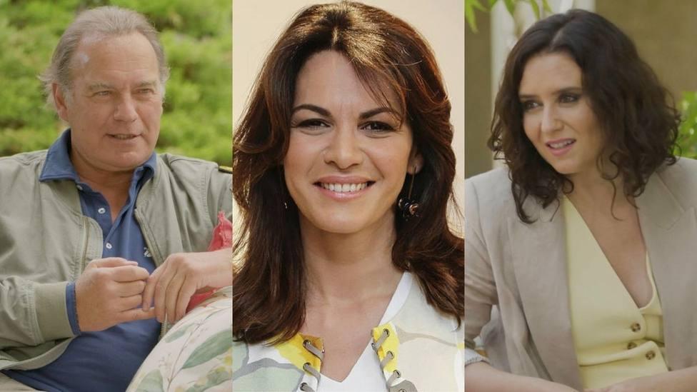 Bertín Osborne, Fabiola e Isabel Díaz Ayuso