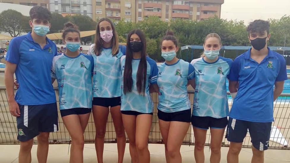 Las instalaciones de La Salobreja en Jaén fueron el escenario del XXX Campeonato de Andalucía júnior y absolut