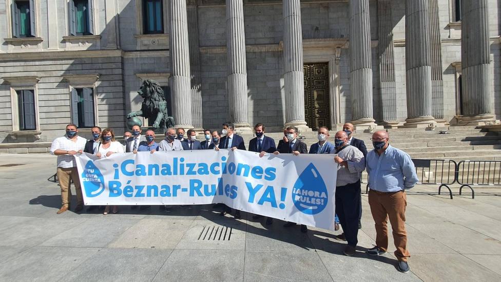 Los empresarios granadinos apoyan las reivindicaciones de la Costa Tropical en Madrid