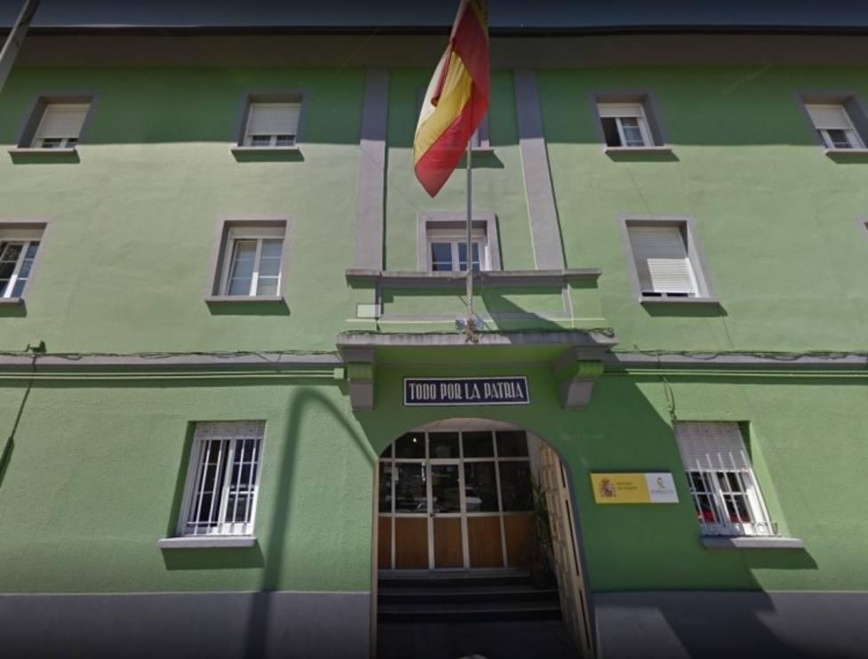 Comandancia de la Guardia Civil de Lugo