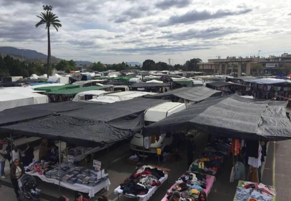 Nuevos aparcamientos para el Mercado Semanal