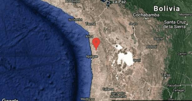 Un seísmo de 5,7 grados de magnitud afecta al sur de Chile
