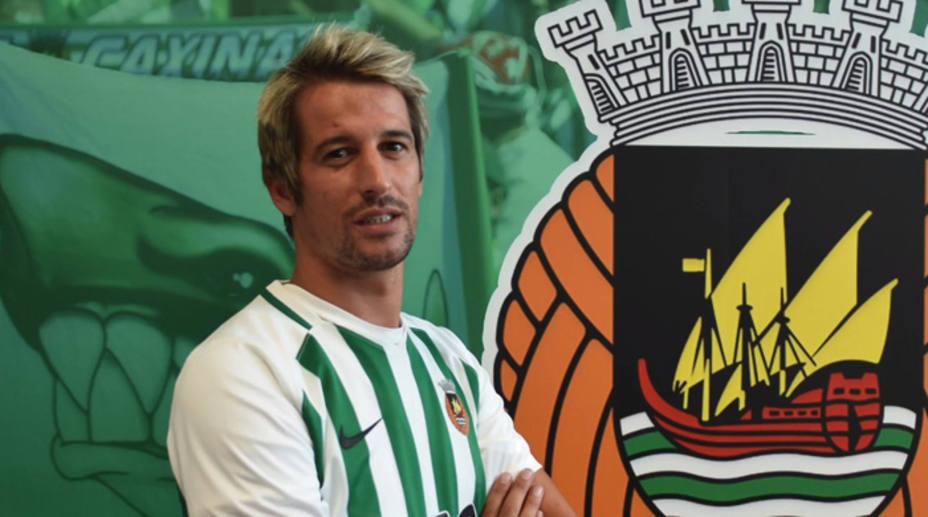 Coentrão presentado como nuevo jugador del Rio Ave