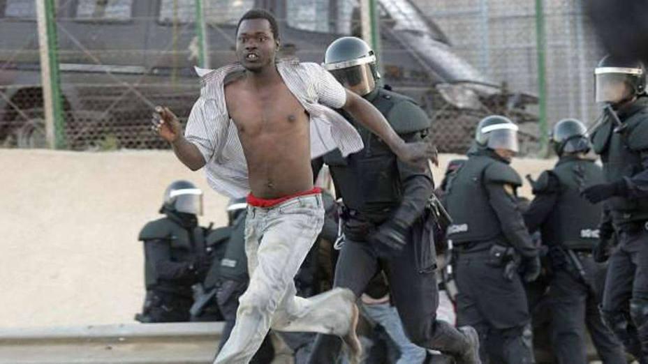 Marruecos lleva a cabo varias redadas contra la inmigración