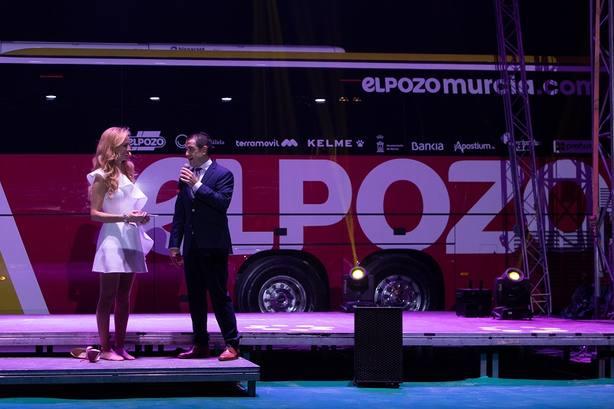 ElPozo presenta su nuevo autobús