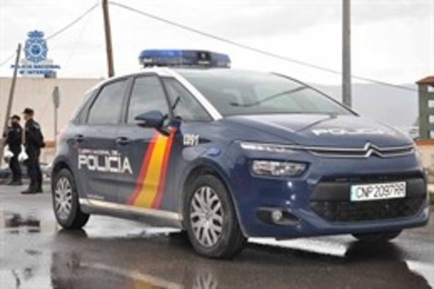 COCHE POLICIA