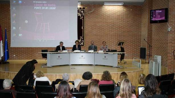El Campus de Albacete acoge las XV Jornadas sobre cáncer de mama