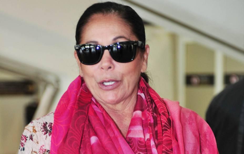 Isabel Pantoja en imagen de archivo