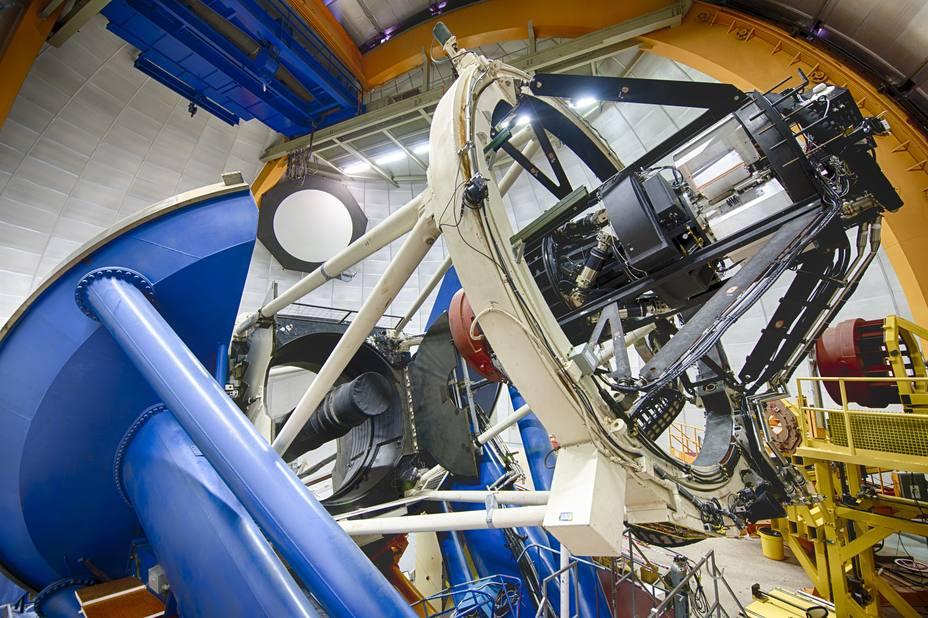 El proyecto internacional Dark Energy Survey finaliza hoy su toma de datos tras 6 años observando millones de galaxias