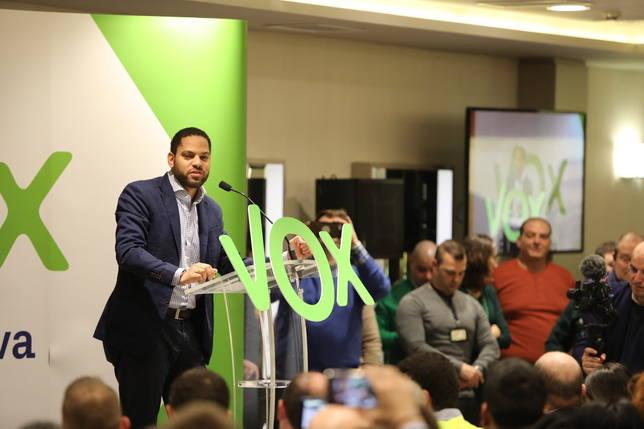 Vox presenta a Ignacio Garriga como cabeza de lista al Congreso por Barcelona