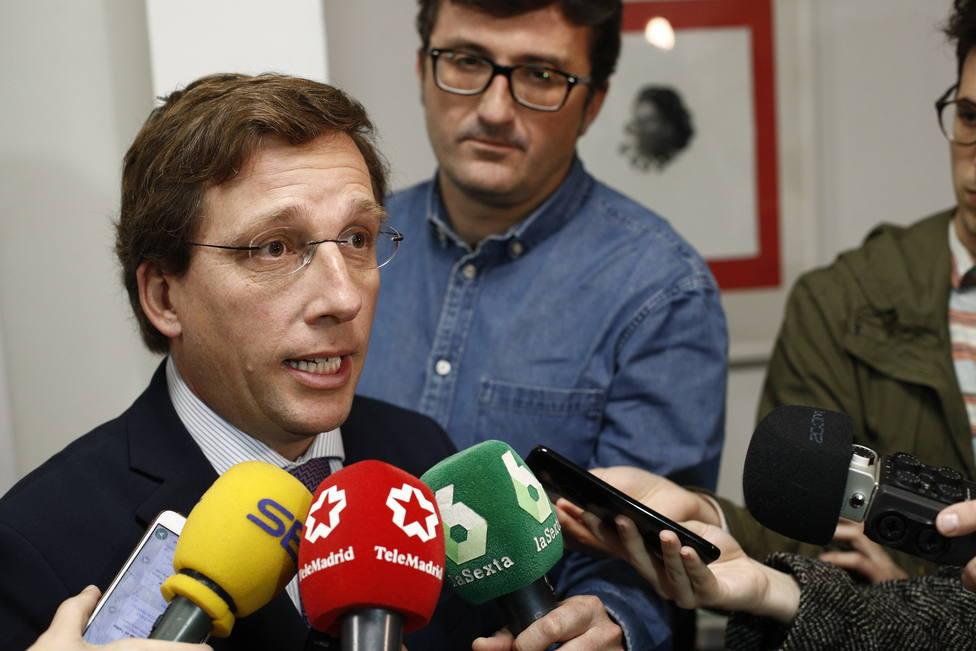 Almeida recuerda que Garrido veía a Cs como partido no de fiar, por lo que entiende que acuda a él tras su venganza