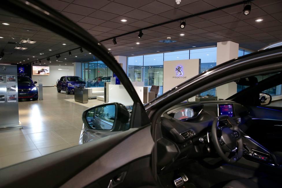 El 11% de las ventas de automóviles en España en abril fue una automatriculación