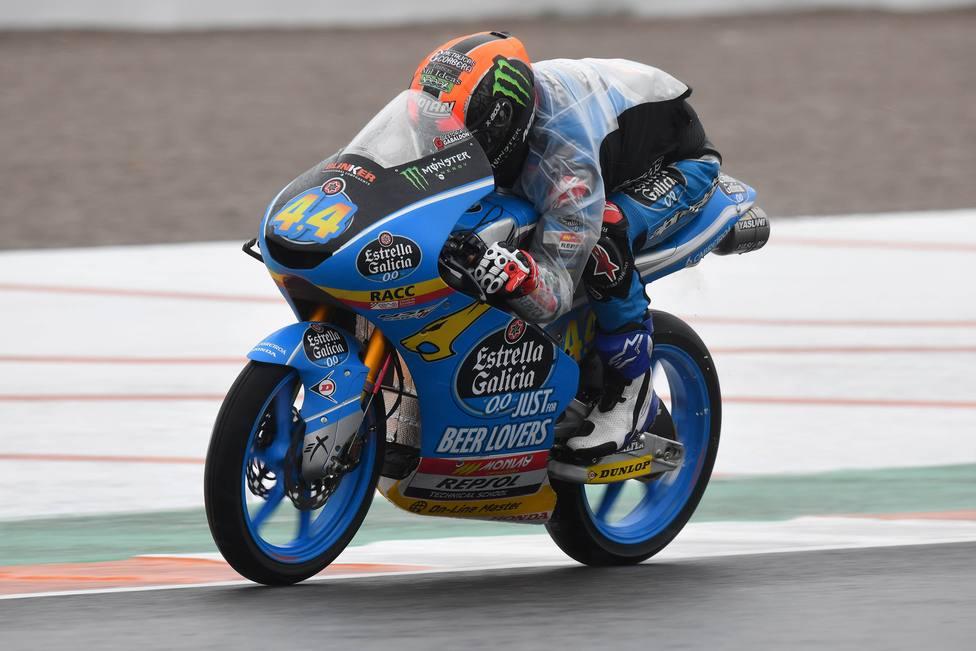 (Previa) Canet defiende liderato en Moto3 y Navarro y Márquez intentarán frenar a Baldassarri