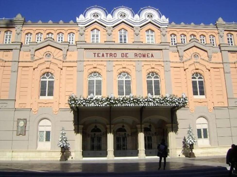 El ciclo 'Teatro en Feria' vuelve a abrir el Teatro Romea para la Feria de septiembre - Informativos en Murcia - COPE
