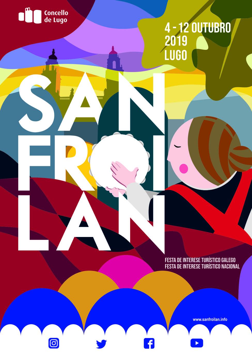 El San Froilán de este año ya tiene cartel anunciador