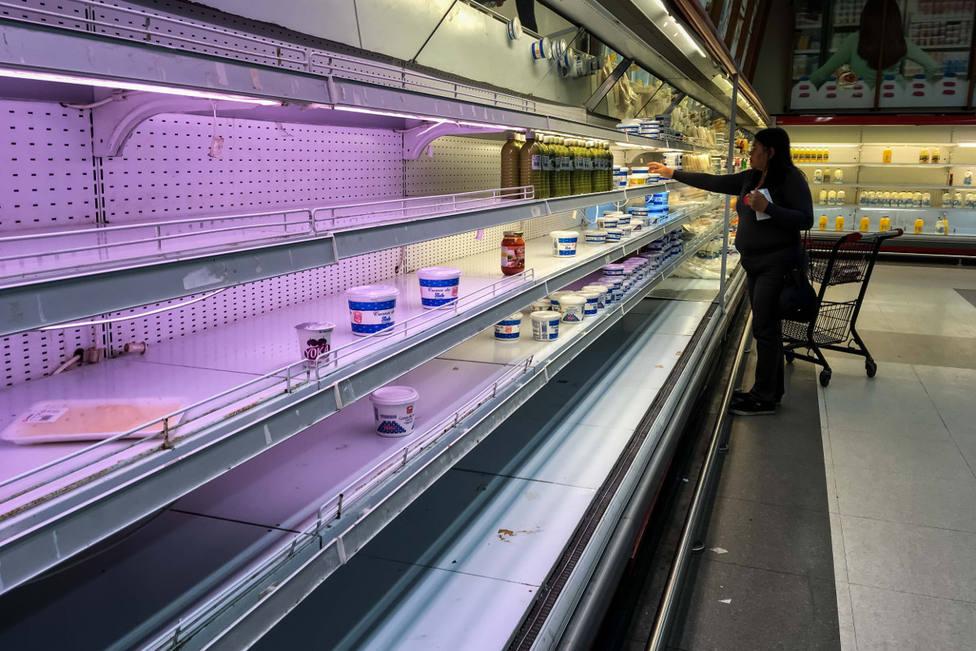 La crisis venezolana afecta duramente a la nutrición de la sociedad: cae un 70% el consumo de carne