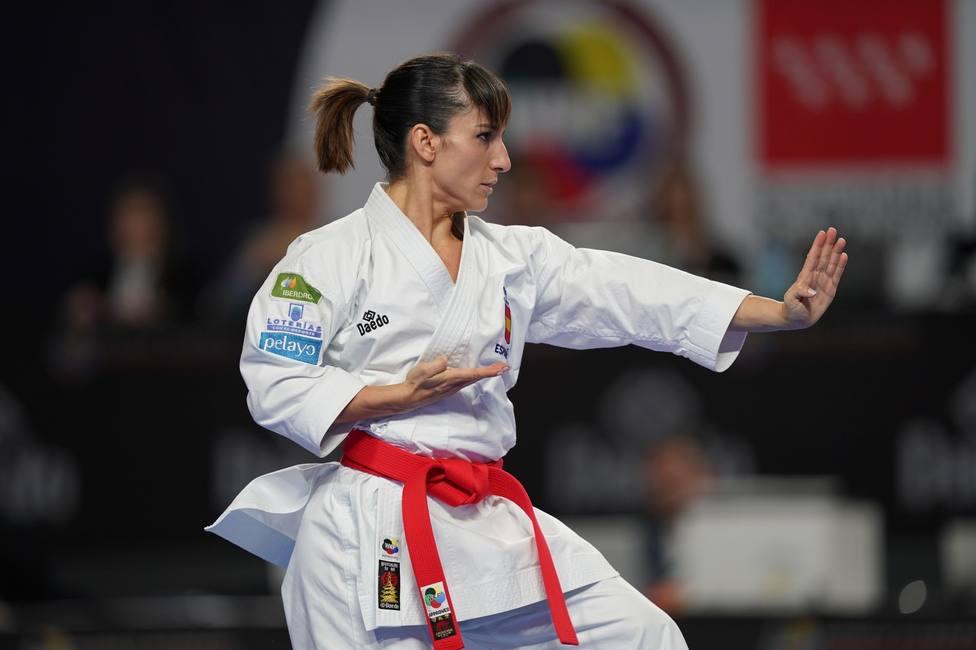 Sandra Sánchez logra la plata y Damián Quintero y Carlota Fernández el bronce en la Premier League de Tokio