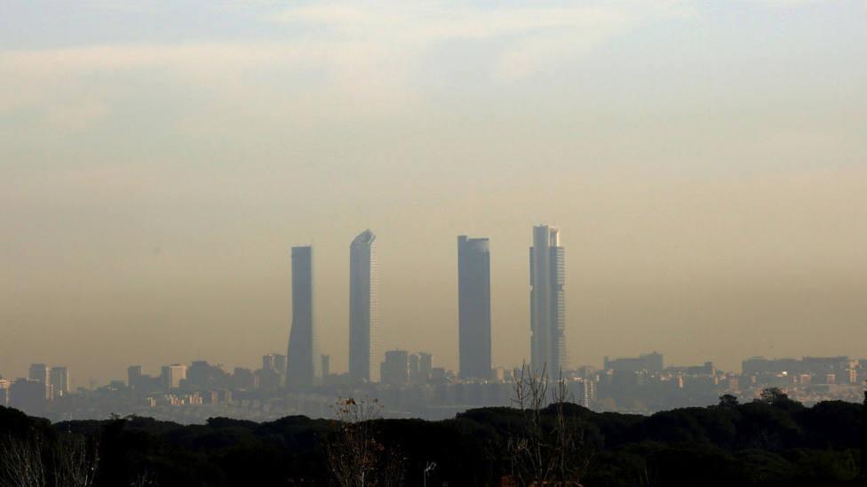 Confirmado: la calidad del aire en Madrid es mala