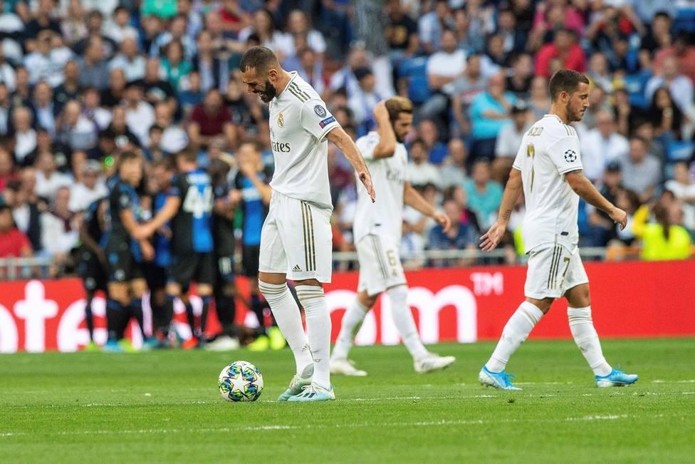 Real Madrid - Brujas
