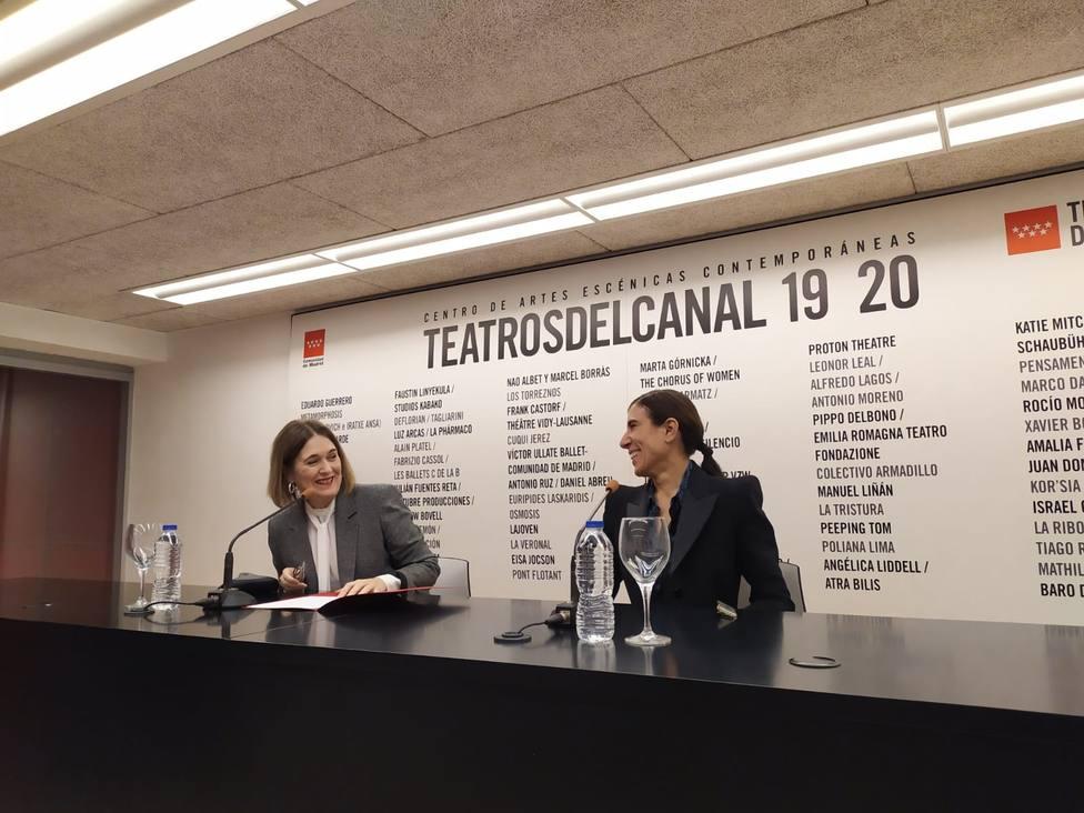 Blanca Li asume la dirección de Teatros del Canal y apuesta por una programación abierta