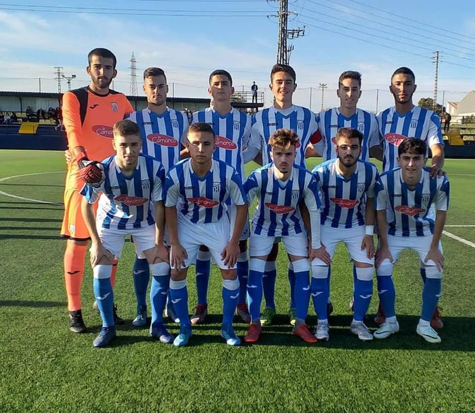 Contundente derrota del Lorca CF Base, 4-0 ante CD Roda