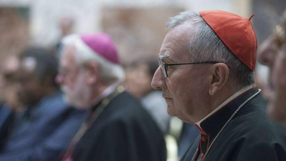 El cardenal Parolin