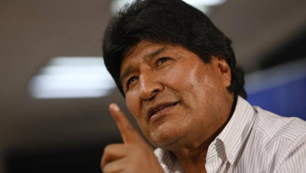Evo Morales viaja de México a Cuba para una consulta médica