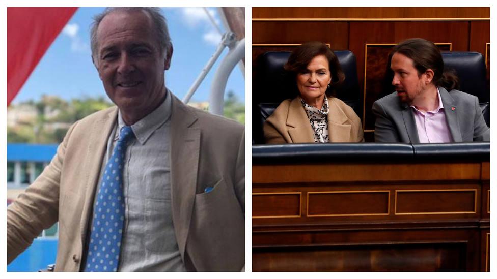 La profecía de José Manuel Soto con los políticos que aplaudían al Rey: Cuando vean peligrar sus cargos...