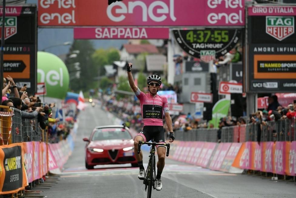El Giro de Italia se pospone por la imposibilidad de empezar en Hungría