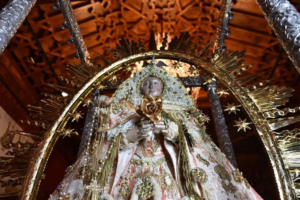 Virgen de las Nieves La Palma