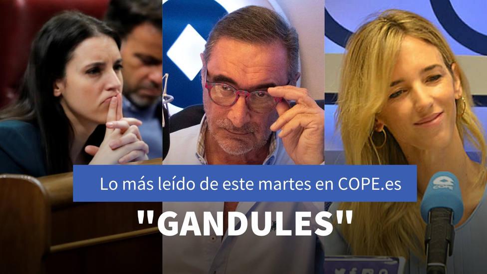 Herrera y su repaso a los gandules del Gobierno, entre lo más leído de este martes