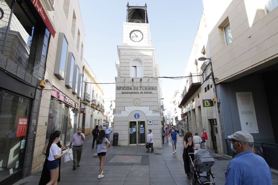 Oficina turismo Mérida