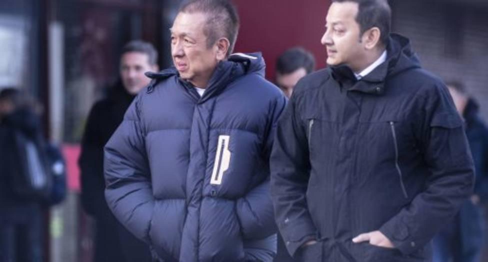 Peter Lim y Anil Murthy, en una imagen de archivo