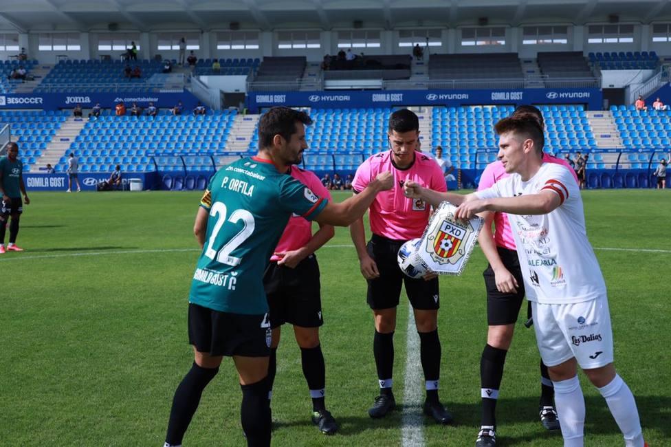 Atlético Baleares vs Peña Deportiva