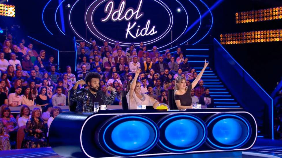 Idol Kids (Telecinco)