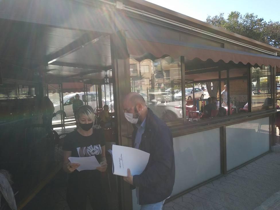 Se ampliarán terrazas y cerramientos para apoyar a la hostelería del municipio